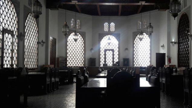 La plus vieille biblioth�que du monde est � Fez, au Maroc
