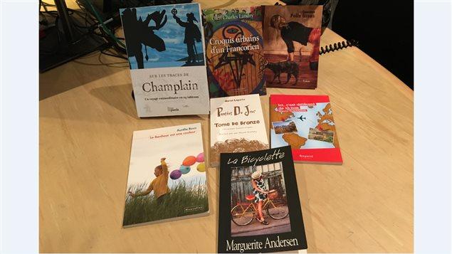 Le 25 septembre, achetez un livre franco-ontarien!