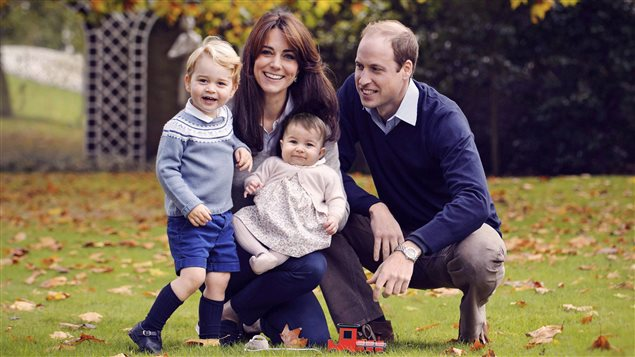 Prince William and his wife, Kate, will be bringing their children Prince George and Princess Charlotte with them to Canada for a week-long tour of B.C. and the Yukon on Sept. 24.