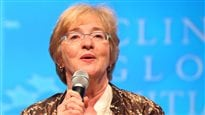 Maude Barlow is national chairperson of the Council of Canadians