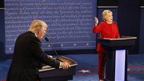 Clinton et Trump échangent coup pour coup