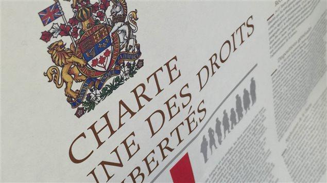 Carta Canadiense de Derechos y Libertades.