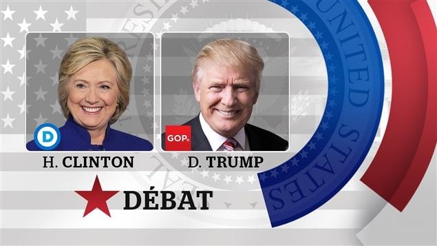 Le prochain débat, le 4 octobre, opposera les candidats démocrates et républicains à la vice-présidence, Tim Kaine et Mike Pence. Hillary Clinton et Donald Trump croiseront le fer à deux autres reprises, les 9 et 19 octobre prochains.