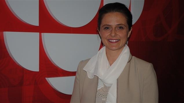 Naima Levert, fondatrice de l'application de covoiturage SeatsPlanet