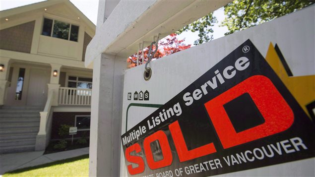 Out of 17 cities, Vancouver is said to have the highest risk that housing prices could drop suddenly.