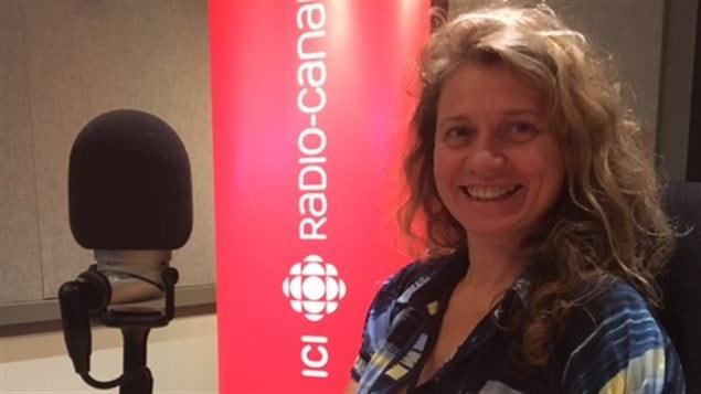 Catherine Sicot,  propri�taire d'Elegoa, une entreprise sociale de production culturelle � Toronto.
