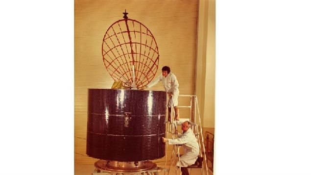 Another world and space and technology milestone for Canada came ten years later in 1972 with the launch of Anik-1 the world's first geostationary communications satellite