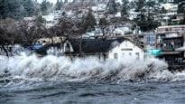Élévation du niveau de la mer: une menace pour le Grand Vancouver, selon un professeur