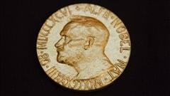 La médaille du prix Nobel
