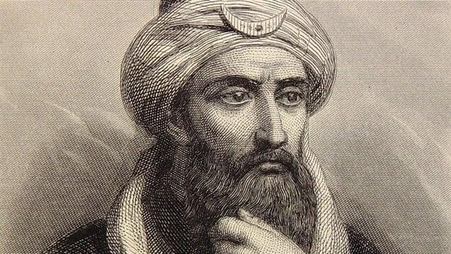 le sultan et grand conquérant arabo-musulman Salah el-Din