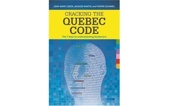 A new 192 page book looks at Quebecers attitudes about themselves and others.