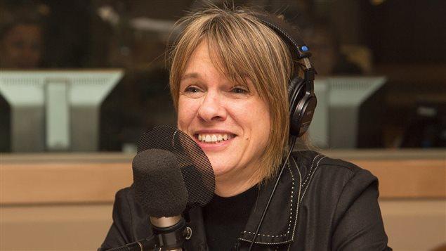 La journaliste et écrivain Josée Blanchette