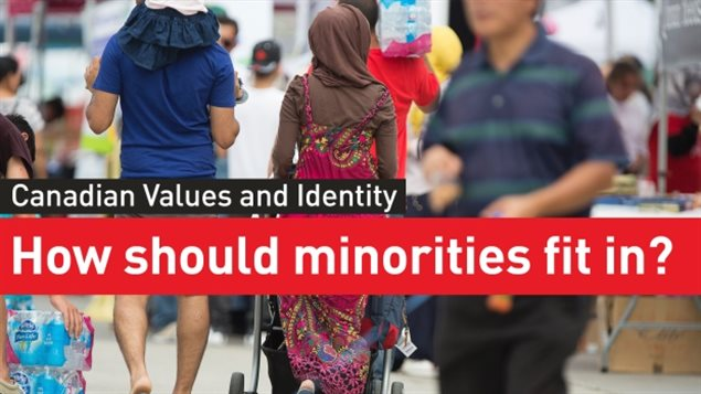 It seems that Canadian attitudes towards minorities and the concept of *multiculturalism may be losing ground