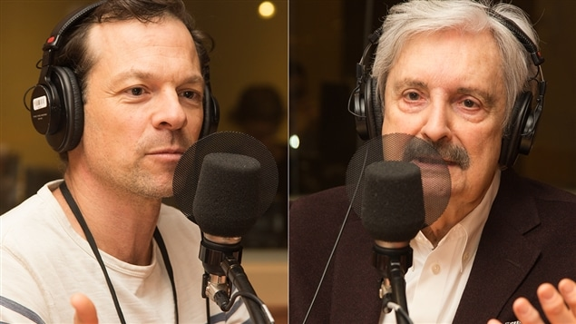 Bruno Boulianne et Marc Laurendeau