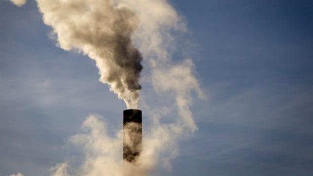 特鲁多政府的大选承诺之一是大幅度削减温室气体