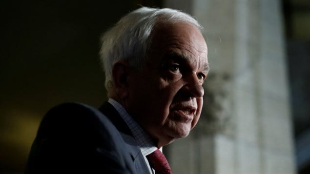 Immigration Minister John McCallum was peppered with questions from Senators about the proposed changes to Canada's immigration law.
