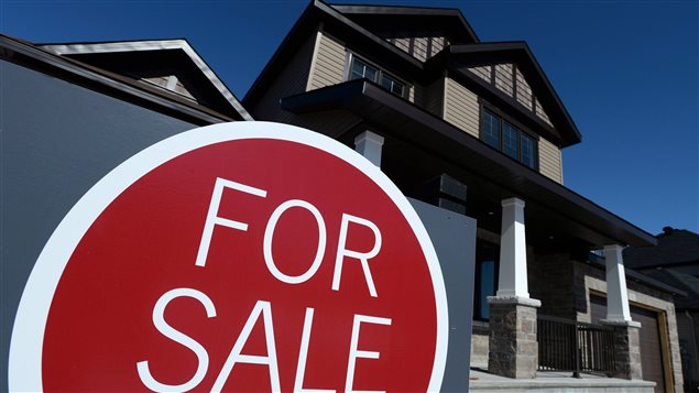 The Canadian government has changed tax laws to try to cool overheated housing markets.