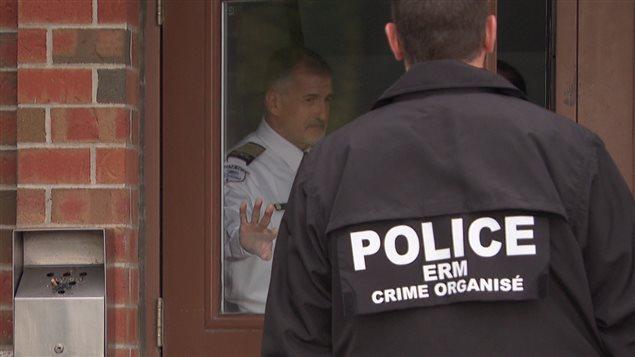 L'ERM porte un dur coup au crime organisé en Outaouais