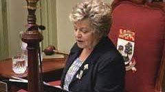 Lieutenant-gouverneure de l'Île-du-Prince-Édouard, l'Honorable Barbara Hagerman