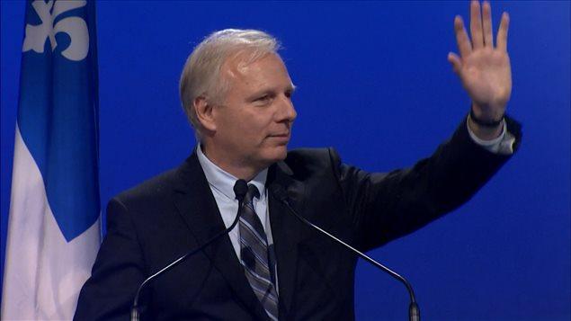 Jean-François Lisée est nommé chef du Parti québécois.