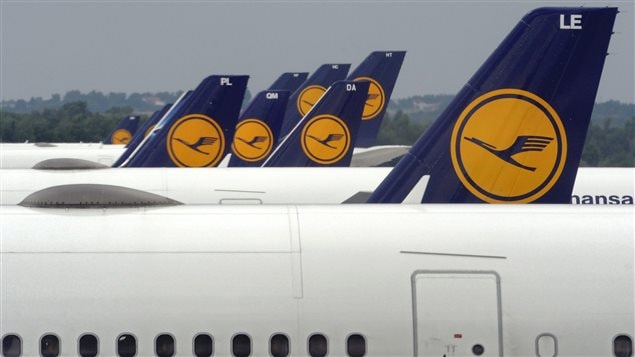 Lufthansa is one airline that has taken concrete steps to try to reduce greenhouse gas emissions.
