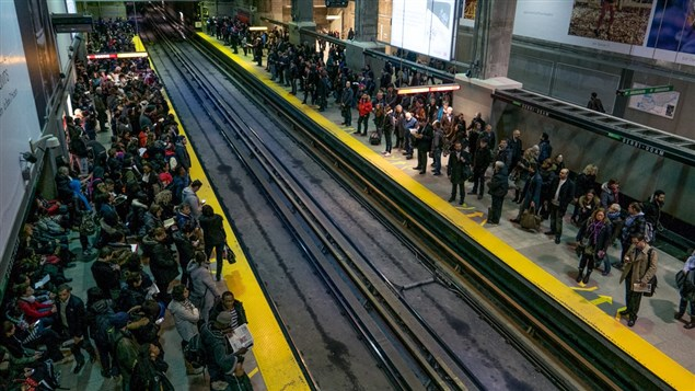 La station de métro Berri-UQAM