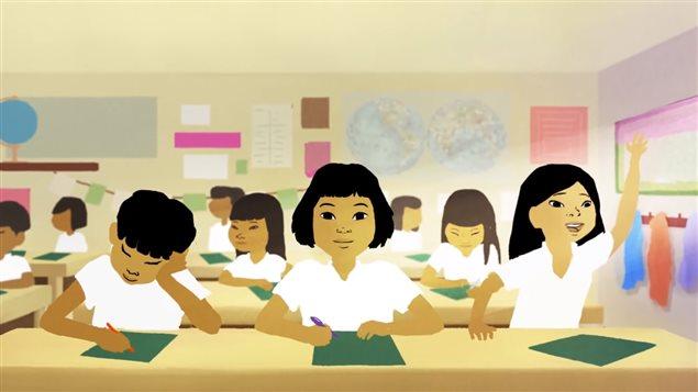 Image de la campagne #Girlstakeover - Les filles prennent le contrôle !