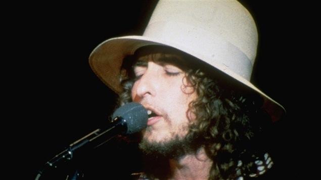 Bob Dylan en 1976