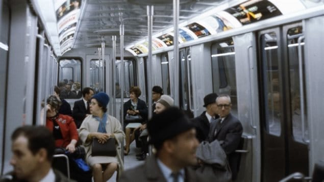 Montreal metro celebrates 50th anniversary