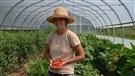 «Ce sont les femmes qui nourrissent le monde», affirme une agricultrice