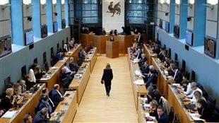 Le gouvernement de Wallonie a voté contre l'entente estimant qu'elle menacerait les secteurs de l'agriculture et de l'industrie manufacturière.