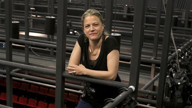 Anne-Marie White, ancienne directrice générale du Théâtre du Trillium
