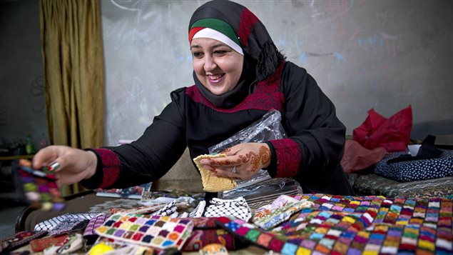 OXFAM Canadá en Cisjordania