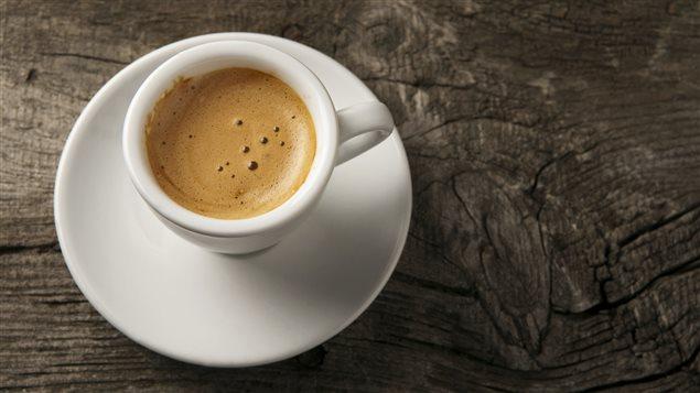 Un café expresso
