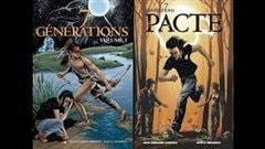 *7 GÉNÉRATIONS - Tome 1 et 2 de David Alexander Robertson