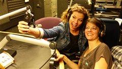 Alexis Normand et Ariane Mahrÿke Lemire