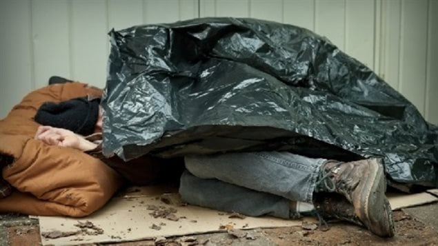 Advocates say 'crisis levels' of homelessness are public health emergency in Canada.