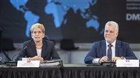 Le Québec et l'Ontario font front commun sur les transferts en santé