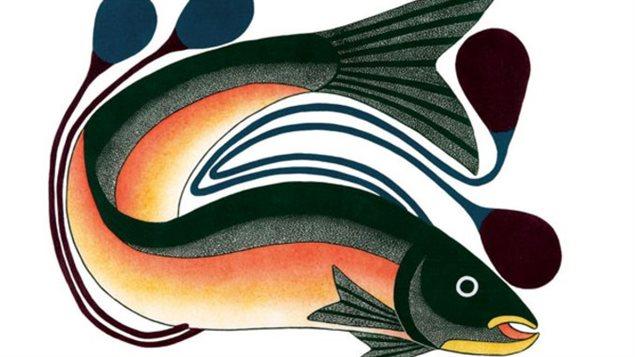 Iqalutsiavak • Beautiful Fish (2005) K Ashevak