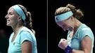 Tennis: Kuznetsova se coupe les cheveux pendant un match et l'emporte