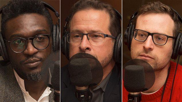Corneille, Yves-François Blanchet et Louis T