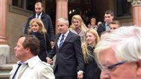 Dennis Oland libéré en attendant son deuxième procès