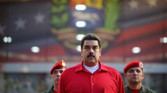 El presidente de Venezuela, Nicolas Maduro.
