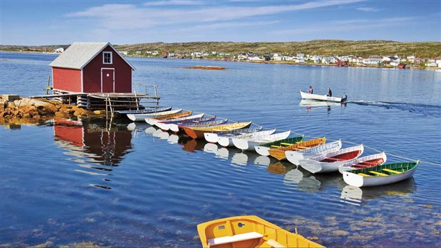 Bay Roberts, Newfoundland: the ocean, colourful sights, friendly people, fresh seafood.