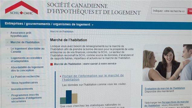 Soci�t� canadienne d'hypoth�que et de logement