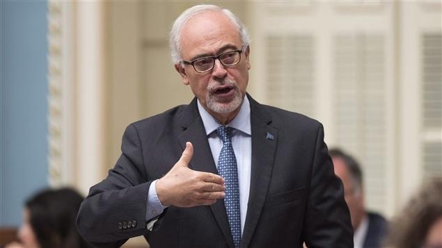 وزير المالية في حكومة كيبيك الليبرالية كارلوس ليتاو