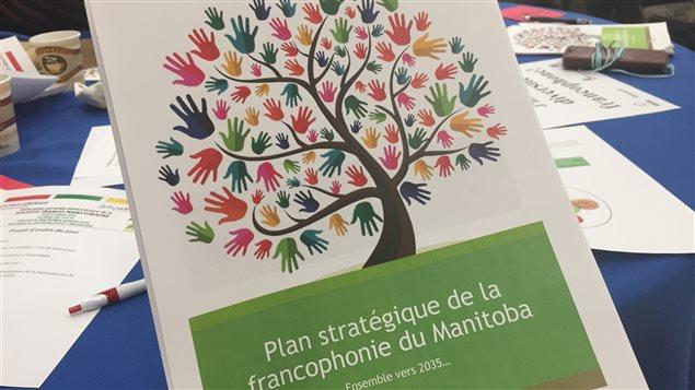 Le plan stratégique de la francophonie du Manitoba, Ensemble vers 2035