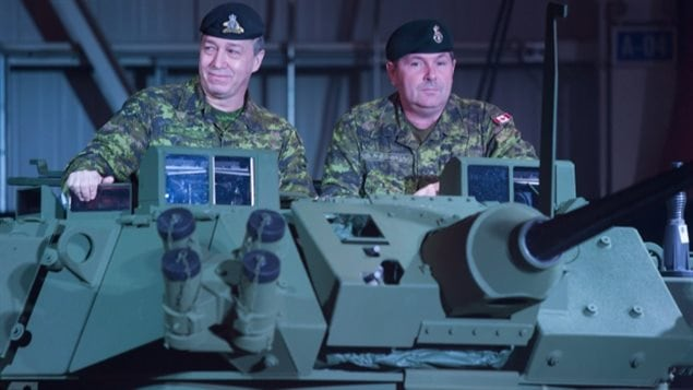 NATO has announced that Canadian soldiers will be joined by troops from Albania, Italy, Poland and Slovenia in Latvia deployment.