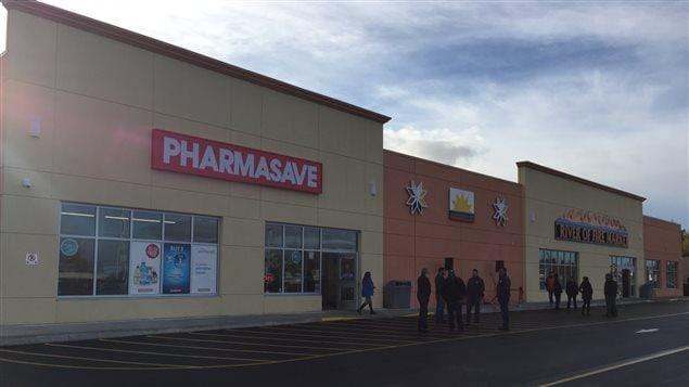 L'épicerie River of Fire Grocery Store et Pharmasave - Nouvelles boutiques à Elsipogtog