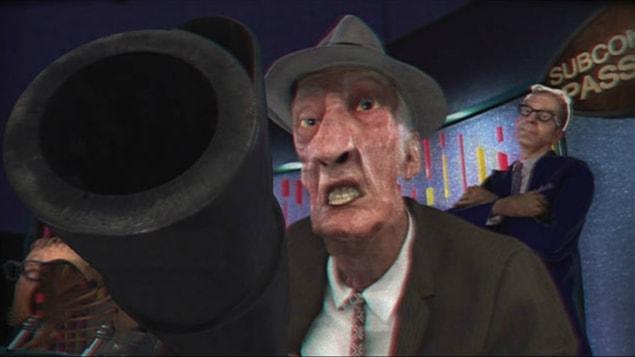 Image tirée du film <i>Jeu de l'inconscient</i>, de Chris Landreth